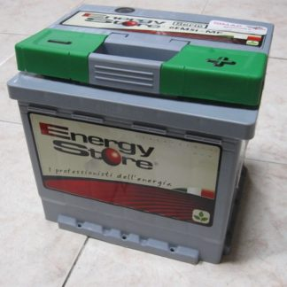 Batteria auto trattore accumulatore